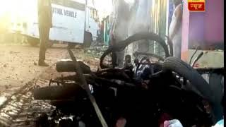 9 injured as two groups clash during Hindu New Year road show in Bihar's Bhagalpur - ABPNEWSTV