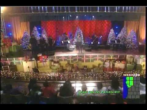 Jennifer Hudson I ll Be Home for Christmas Part 1