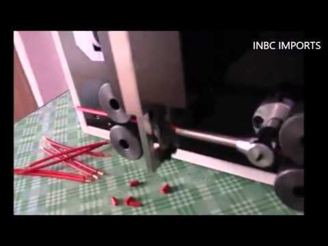 Maquina de descascar fio