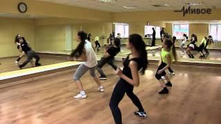 Урок движения. Reggaeton. Хореограф Дмитрий Цой