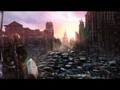 Metro Last Light & Werteo серия №6 - Не летайте в апокалипсис