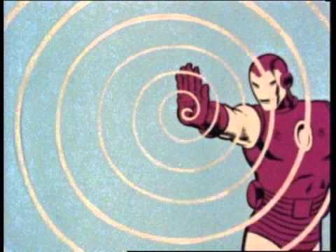 Iron Man Seriali  - sigla shqip - Tring TV