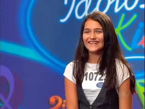Idolos Kids: Temp 2 Episodio 1 - Laura da Viola