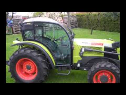 trattori claas(windows movie Maker )