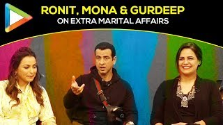 "Ronit Roy: ""Our Show is About the 50 SHADES OF GREY""