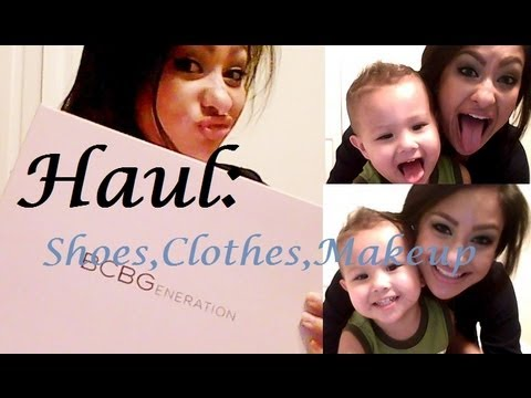 Haul: Macy's: Shoes, make-up, jewelry: Kardashian Kollection?