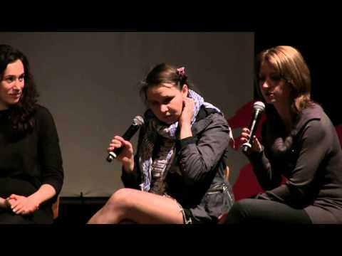 GIFF2014 Live Seminar: Bare breasts and balaclavas