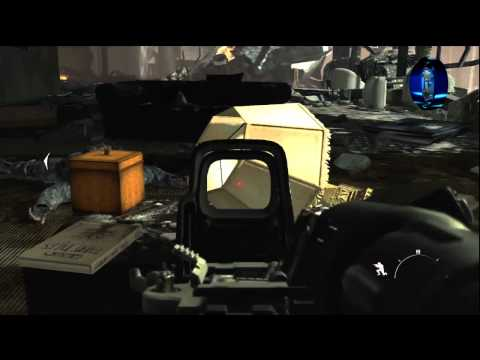 Call of Duty: Modern Warfare 3 - Campaign Walkthrough Part 1 (COD MW3 Single Player Mission 1)