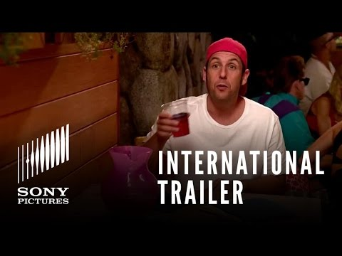 Grown Ups 2 - International Trailer