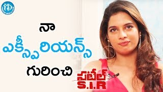 Tanya Hope About Her Working Experience With Jagapati Babu || Talking Movies With iDream - IDREAMMOVIES