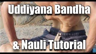 Uddiyana Bandha and Nauli Kriya Complete How to Guide