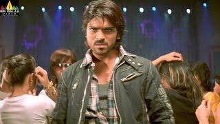 Chirutha Movie Ram Charan Attacks Ashish Vidyarthi | Puri Jagannadh, Neha Sharma | Sri Balaji Video - SRIBALAJIMOVIES