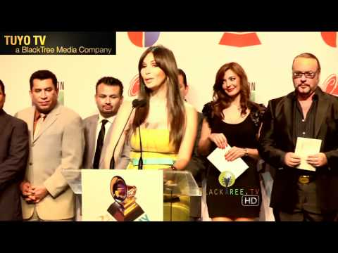 2011 Latin Grammy Nominations | TuYo TV (Part 1)