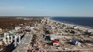 'It's like the end of the world': Hurricane Michael leaves a town in ruins - WASHINGTONPOST