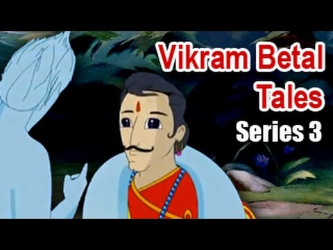 Vikram Betal Hindi Animated Stories - Series 3