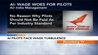 Market Pulse- AI Pilots' Salaries To Be Cut By 15% - BLOOMBERGUTV
