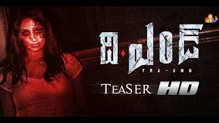 THE END MovieTeaser Official | Telugu Horror Movie Trailers 2014 - YOUTUBE