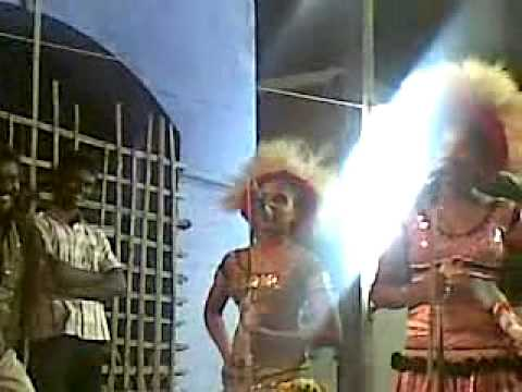 karakatam group making comedy in Thiruvazhuthi Nadar Villai.mp4