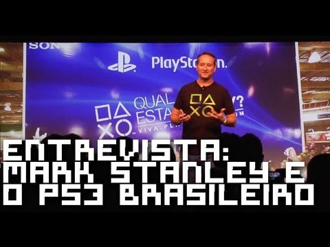 Entrevista PS3 Nacional: Mark Stanley (Gerente de PlayStation para a Am. Latina - SCEA)