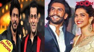 Shah Rukh Khan - Salman Khan REUNITE for a new film? | DeepVeer ki shaadi & more - ZOOMDEKHO