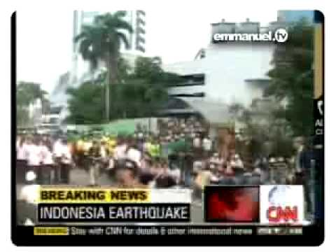 PROPHECY: INDONESIA EARTHQUAKES, 2ND SEPTEMBER 2009