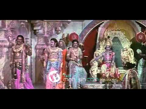 Kurukshetram (1977) -- Telugu Full Movie Part-4 MANAMAHESH.COM