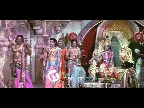 Kurukshetram (1977) -- Telugu Full Movie Part-4 MANAMAHESH.COM