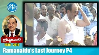 Movie Moghul Dr D. Ramanaidu Last Journey Part 4 - IDREAMMOVIES