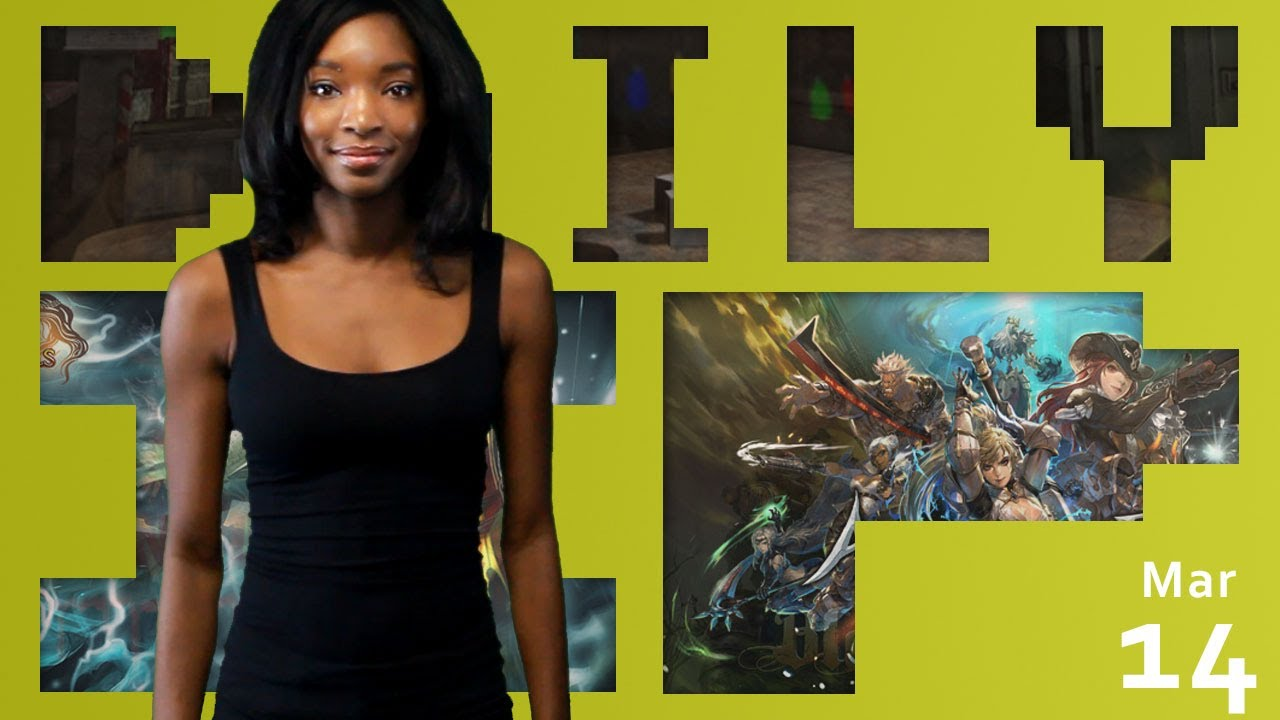Swordsman Announced, Infinite Crisis Open Beta  and more! | The Daily XP March 14th