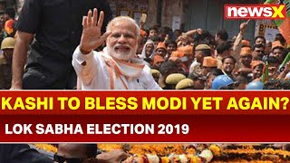PM Narendra Modi's Varanasi blitz ahead of Filing Nomination; Lok Sabha Elections 2019 - NEWSXLIVE