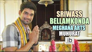 Bellamkonda Srinivas and Srivass combination film launch - idlebrain.com - IDLEBRAINLIVE