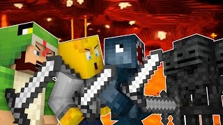 watch the youtube video Minecraft - Boss Battles - Wither Antics! [20]