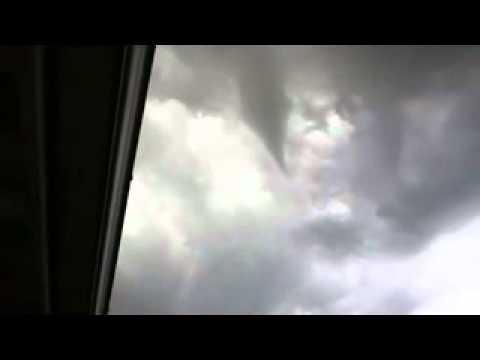 Tornado near Greensburg(Hempfield) PA on March 23rd 2011