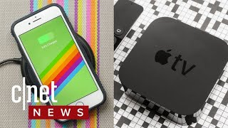 New Apple reviews, Nest debuts Secure line of products - CNETTV