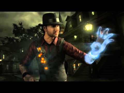 Murdered Soul Suspect Announce Trailer (PC Download HD)