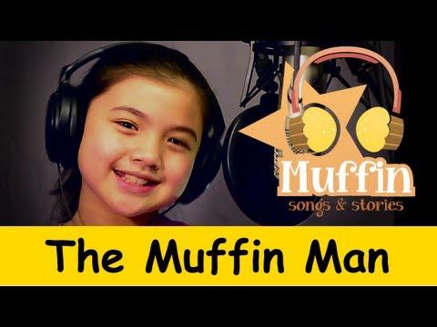 Muffin Songs – The Muffin Man Tekerlemeler ve İngilizce Çocuk Şarkıları