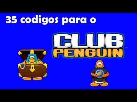 club penguin 35 codigos 2012