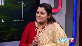 Dr. Sharmila in Valentine's day special Varaverpparai 14-02-2016 – NEWS 7 TAMIL Show