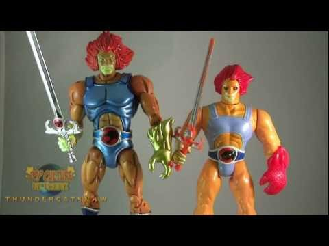 ThunderCats Classics SDCC Exclusive Lion-O Figure Review