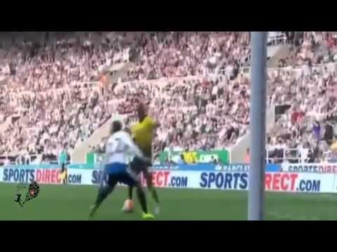 اهداف مباراة واتفورد 2-1 نيوكاسل فى الدورى الانجليزى