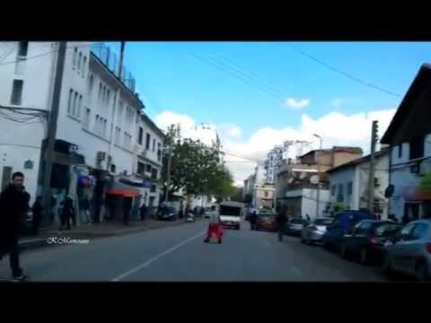 Les quartier d'Alger