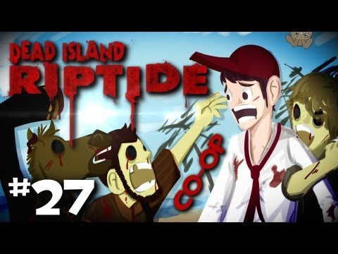 Dead Island Riptide Co-Op w/ Nova, Sp00n, & SSoHPKC Walkthrough Part 27