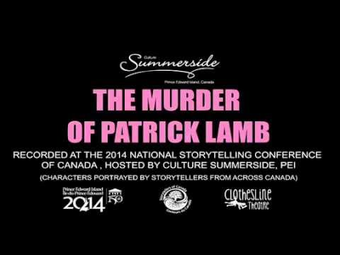 The Murder of Patrick Lamb