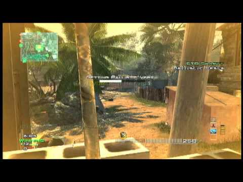 MW3:DUAL COMMENTARY MOAB ON VILLAGE