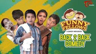 FUNNY FELLOWS | Kids Comedy Skits Back to Back  | By Lavanya Alvala | #TeluguComedy - TELUGUONE