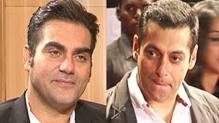 Is Salman Khan too busy for Arbaaz Khan?