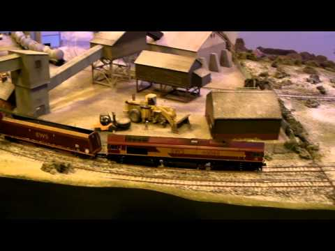 Model Rail Scotland 2011 PART3