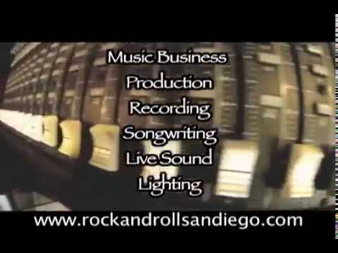 Rock and Roll San Diego Video Tour