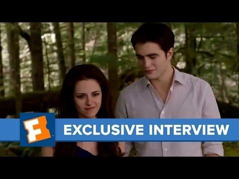 Twilight Saga Breaking Dawn Part 2, Kristen Stewart, Robert Pattinson, Taylor Lautner Interview