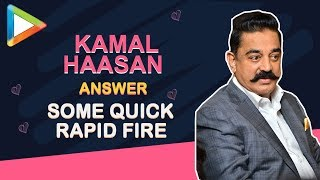 "Kamal Haasan: ""I don't breathe cinema, I breathe..."" - HUNGAMA"